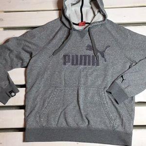 Puma Embroidered Hoodie Sport Lifestyle